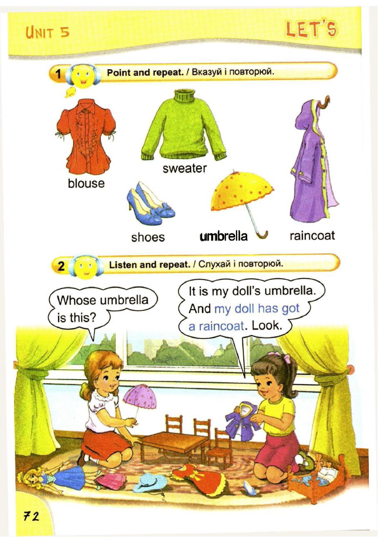тема з англійської мови 2 клас - 0069