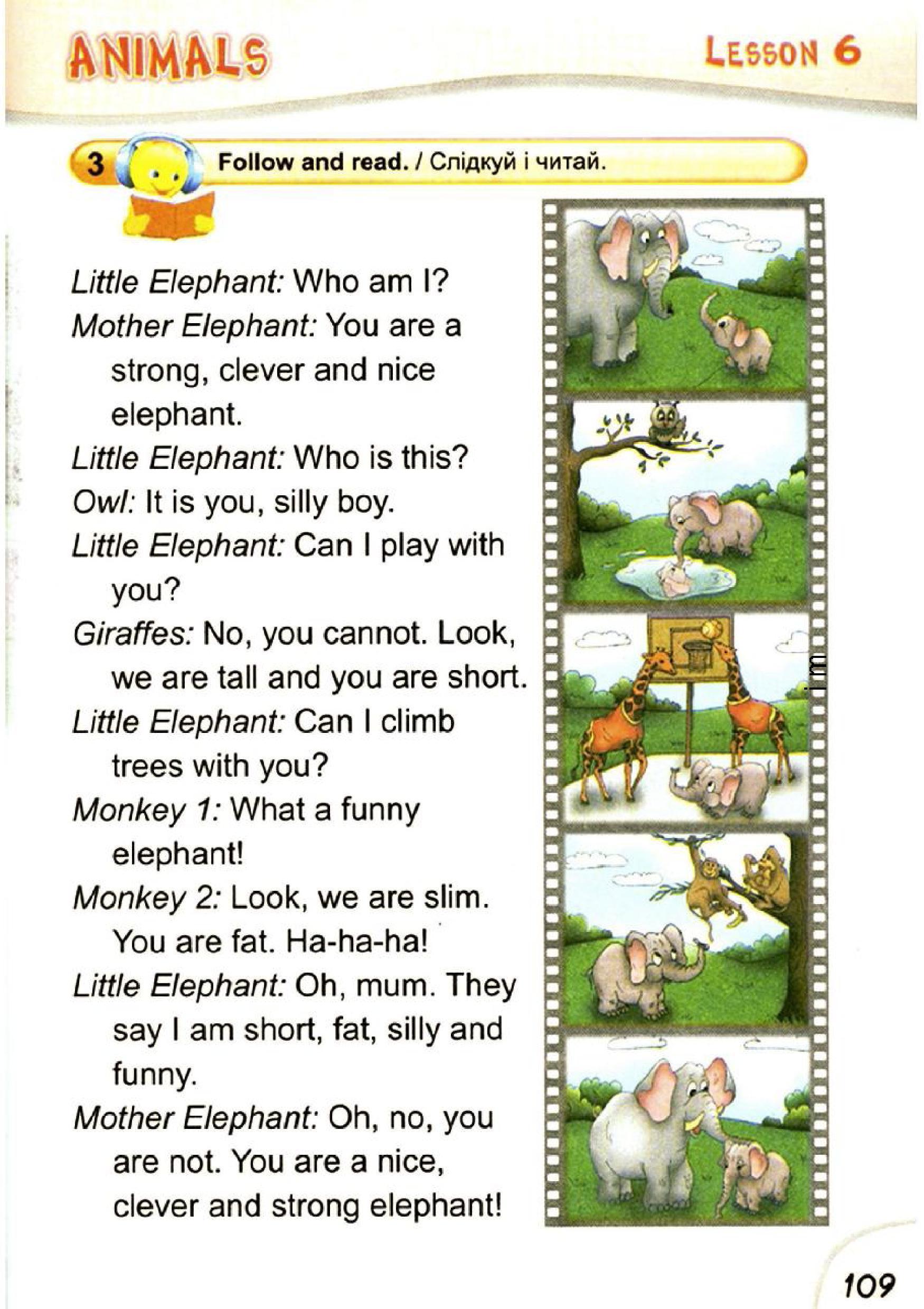тема з англійської мови 2 клас - 0106