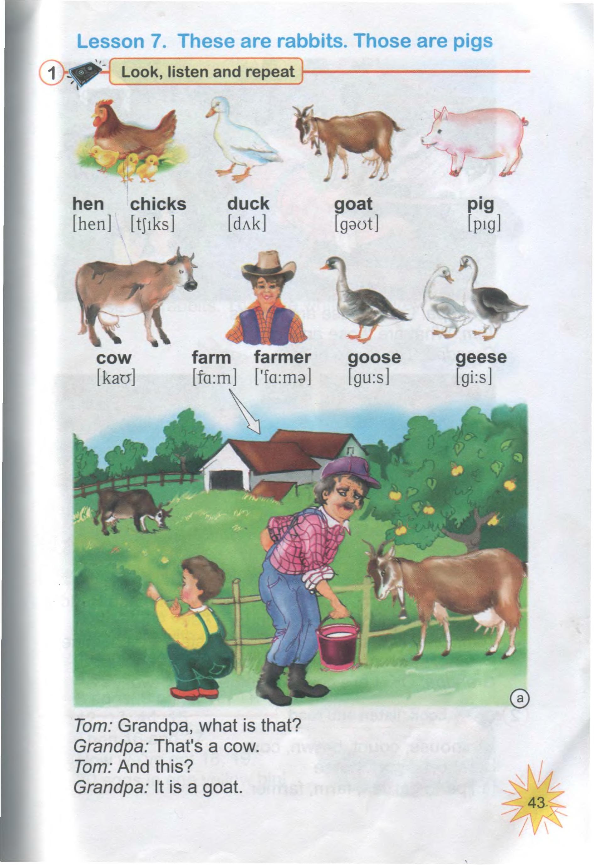 тема з англійської мови 3 клас - 0041