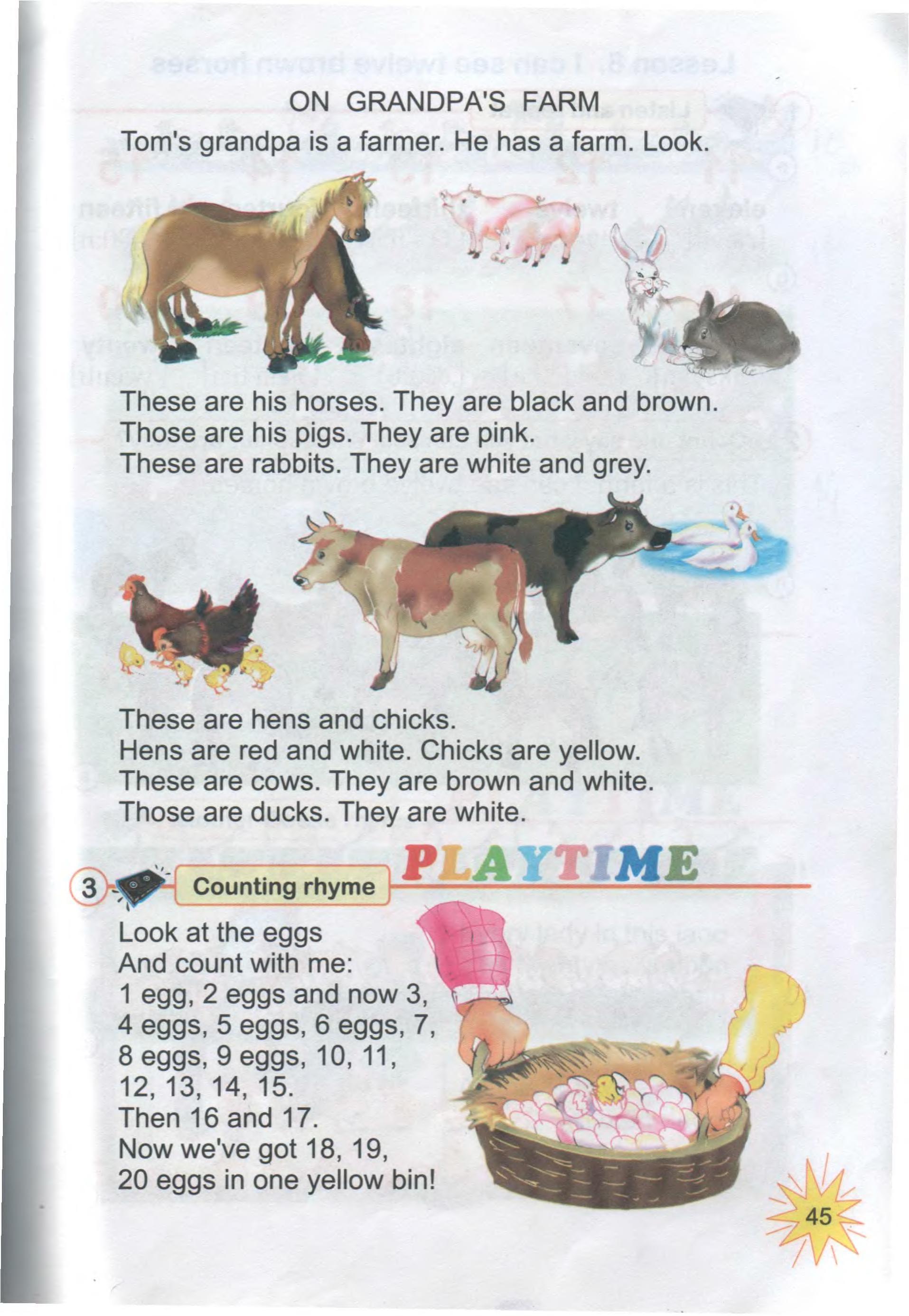 тема з англійської мови 3 клас - 0043