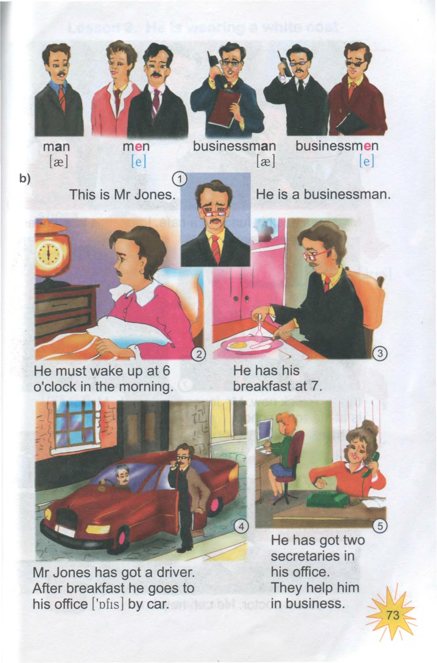 тема з англійської мови 3 клас - 0071