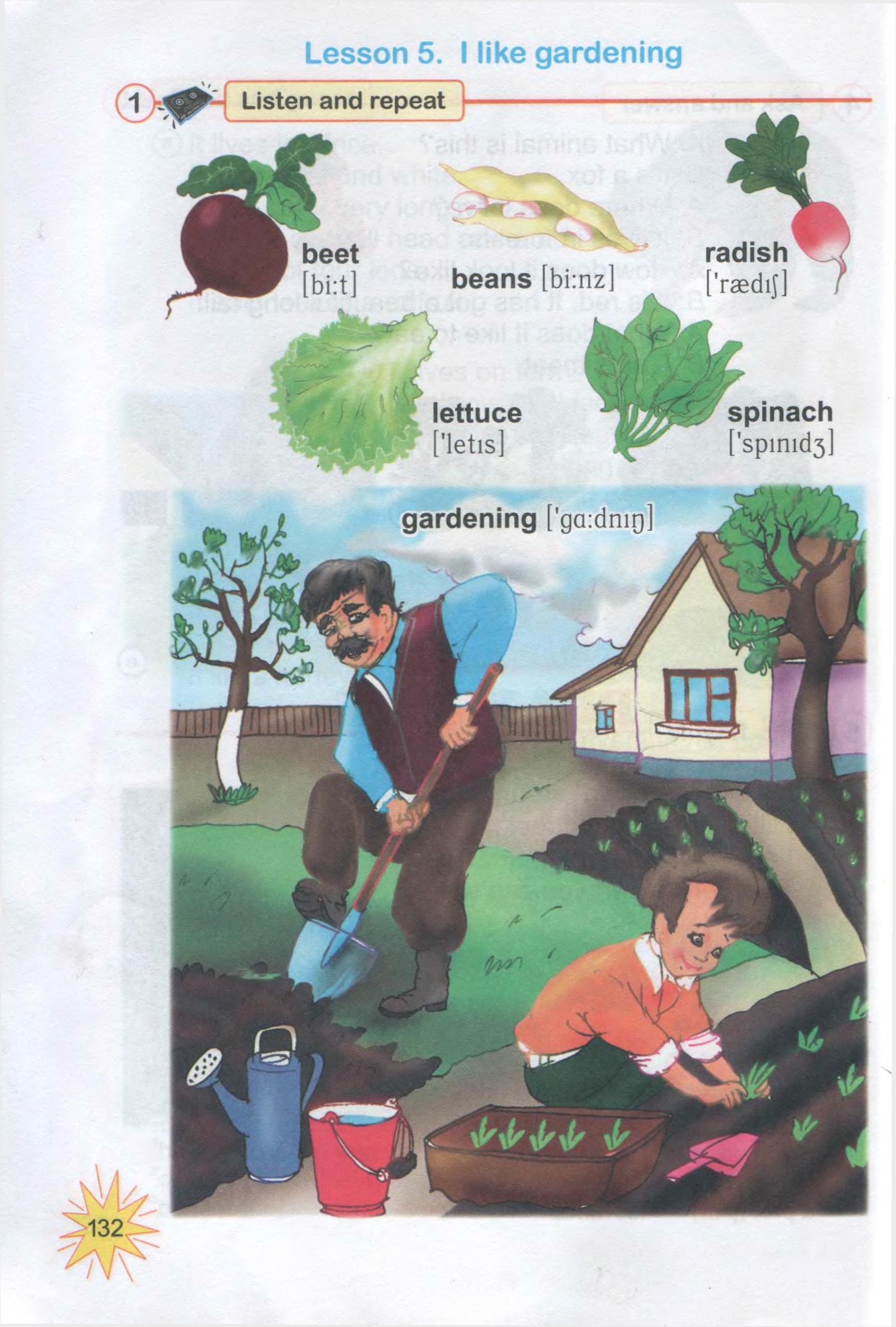 тема з англійської мови 3 клас - 0129