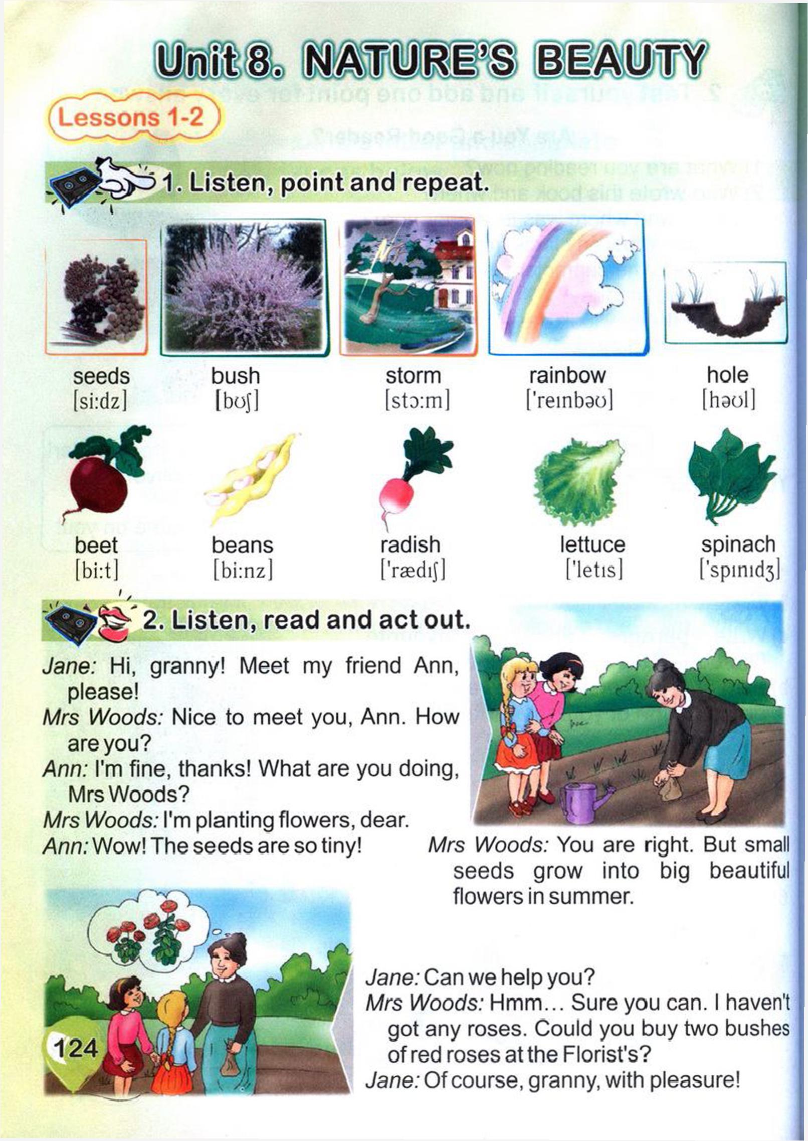 тема з англійської мови 4 клас - 0121