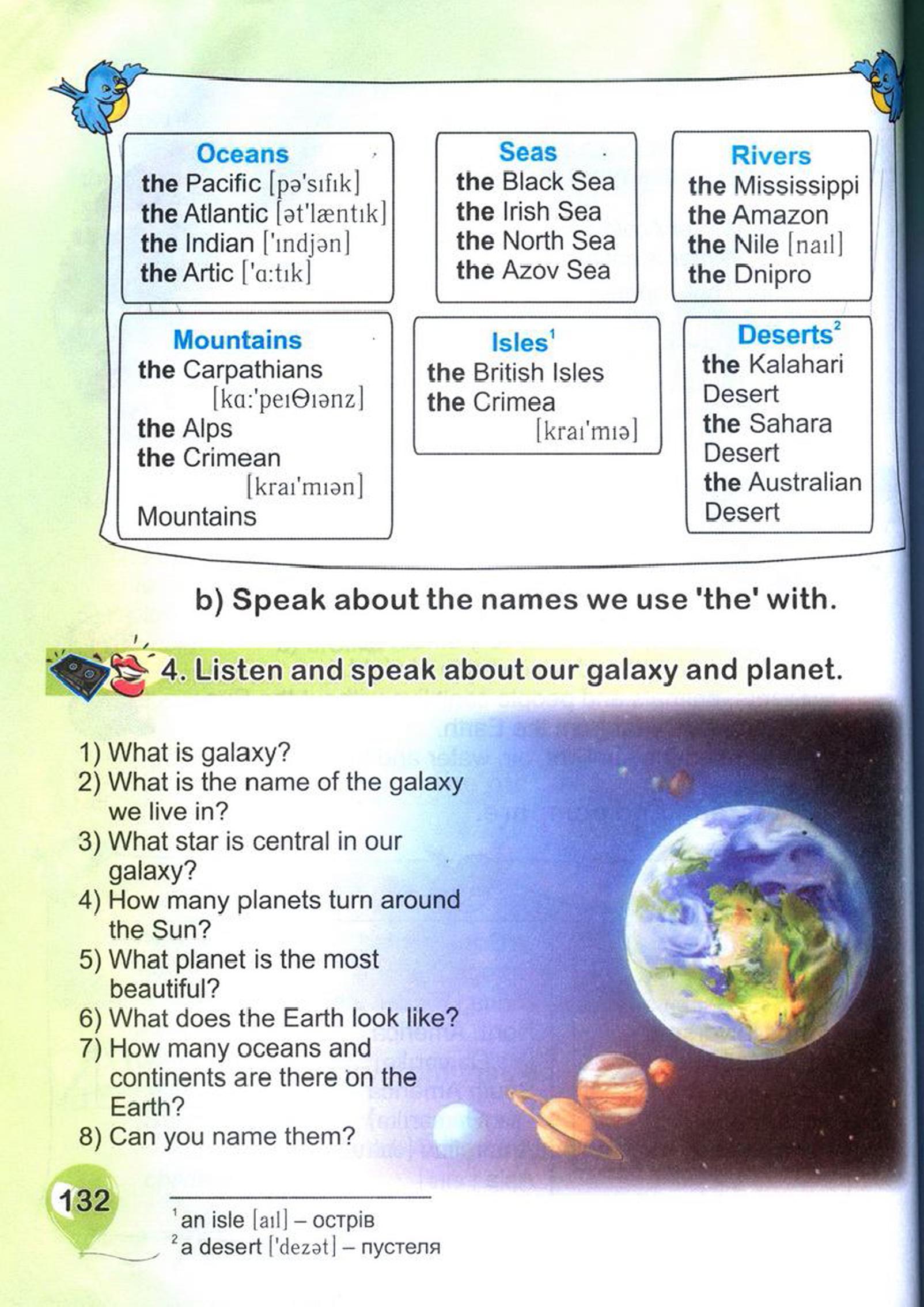 тема з англійської мови 4 клас - 0129