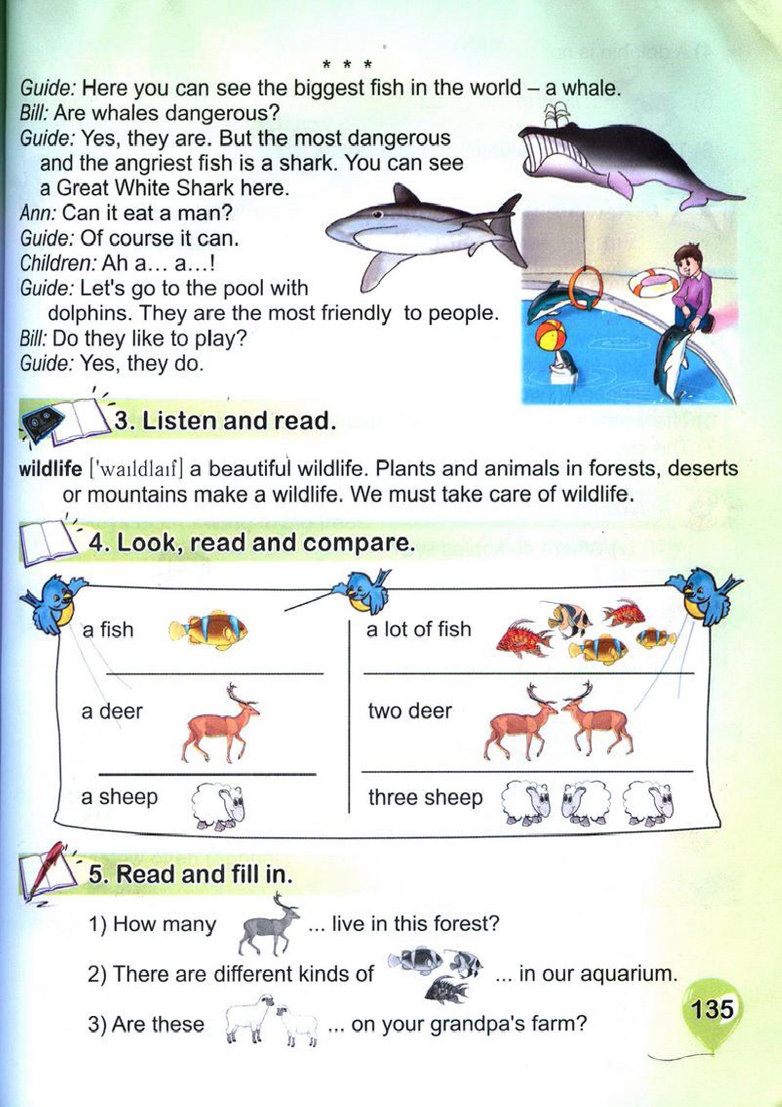тема з англійської мови 4 клас - 0132