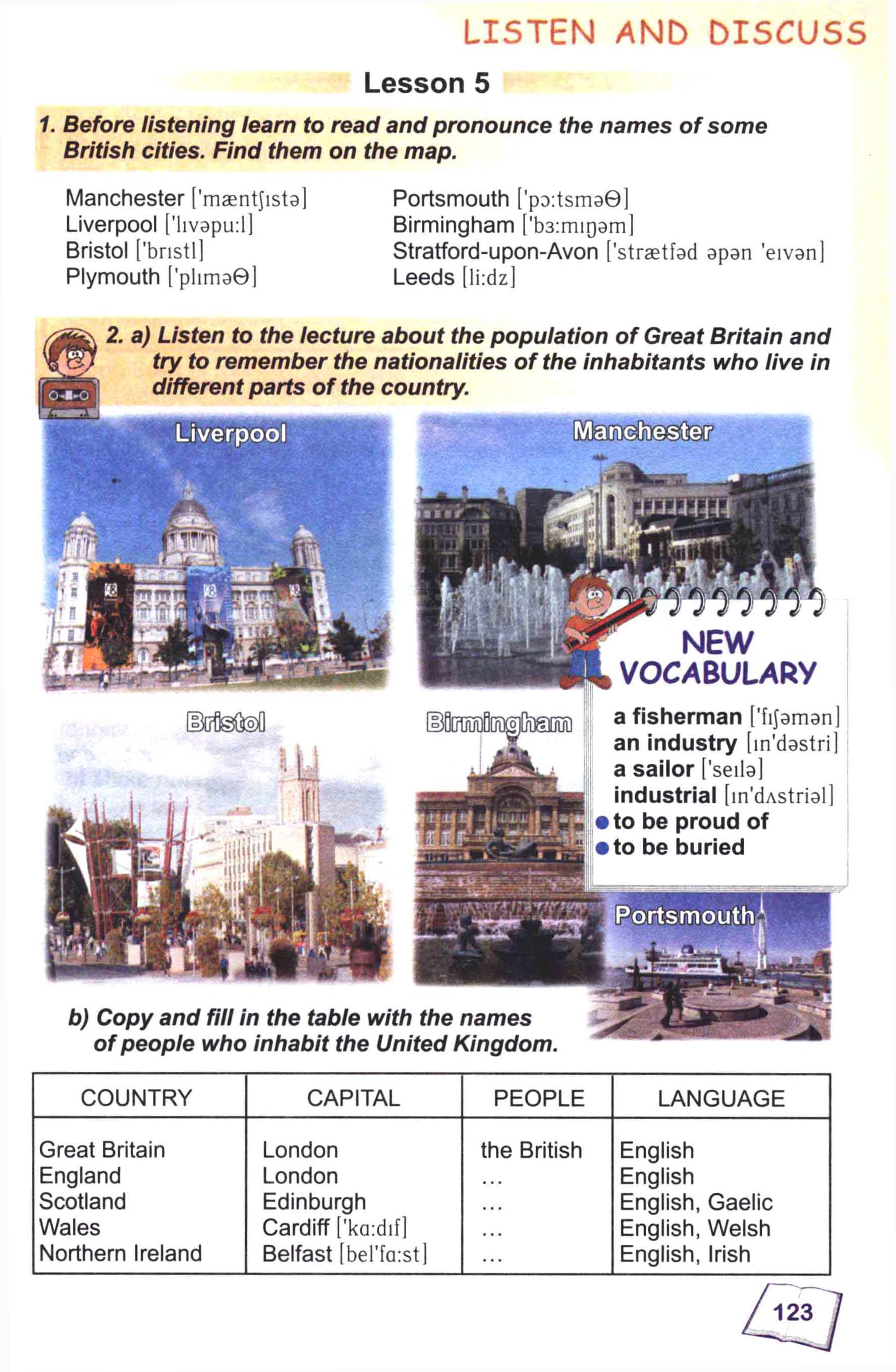 тема з англійської мови 8 - 0120