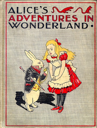 Alice`s adventures in Wonderland