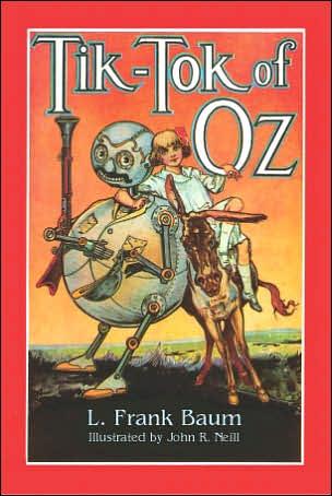 Tik-Tok of Oz